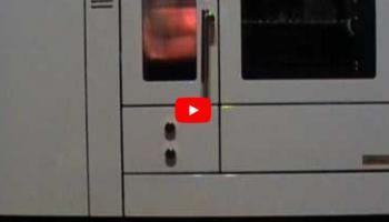 Video Lohberger mixta leña pellets